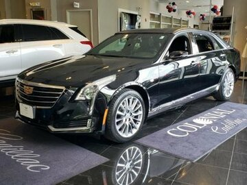 Cars for Sale: 2018 Cadillac CT6 3.6 Luxury AWD