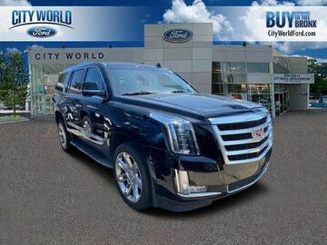 Cars for Sale: 2018 Cadillac Escalade Luxury 4WD - $49,029