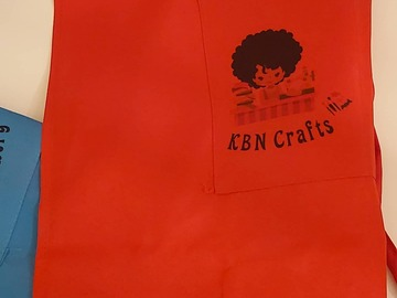 For Sale: Personalised kids apron