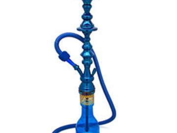 "Post Now: Khalil Mamoon Blue Shareef Hookah 33"""