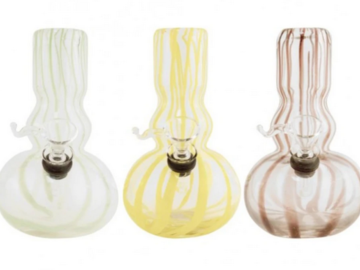 "Post Products: GC 6"" Soft Glass Drusilla"