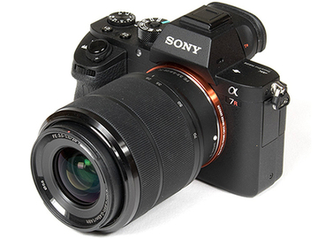 Renting out with online payment: Sony A7rii