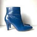 Selling: Electric blue boots