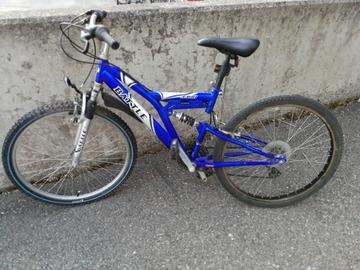 Myydään: Mountain Bicycle