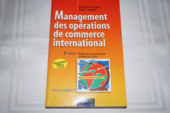 Don: Le management des opérations de commerce international
