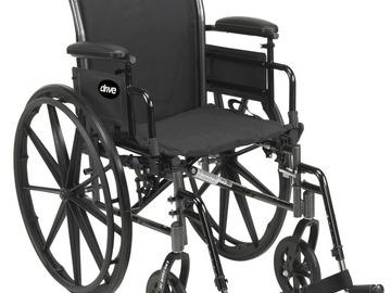 SALE: Cruiser III Wheelchair - Delivered in Arizona