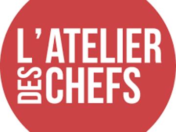 """Vente: e-Carte cadeau """"L'Atelier des Chefs"""" (150€)"""