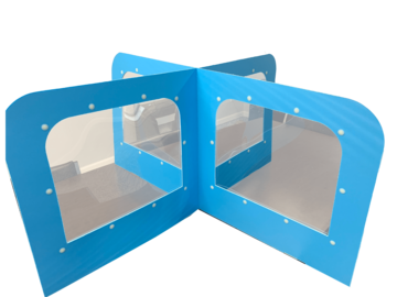 Sell your product: 4-sided Divider