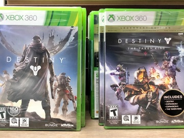 Buy Now: Lot of 50 Xbox 360 games . Brand new .