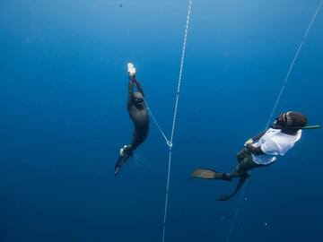 Freediving courses: SSI Level 1