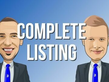 Advertentie: Complete listing