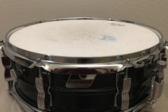 Selling with online payment: Ludwig Black Galaxy Snare Drum
