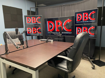 Rent Podcast Studio: Podcast Studio in Central Florida