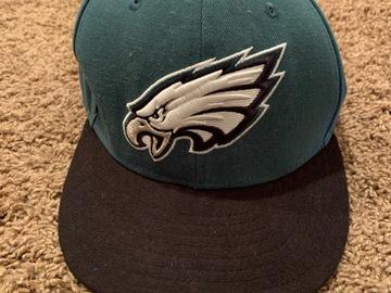 Selling A Singular Item: Eagles Youth Baseball Cap