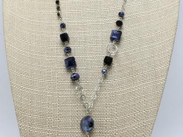 Liquidation/Wholesale Lot: 6 Piece Lot  I.N.C. Silver Tassel Necklaces $237 Value