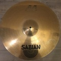 Selling with online payment: Sabian AA Medium Ride Cymbal 20""