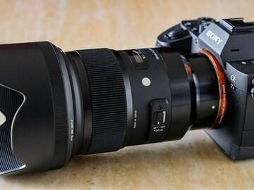 Vermieten: SIGMA 85mm f/1.4 ART für Sony E-Mount (Vollformat-Objektiv)