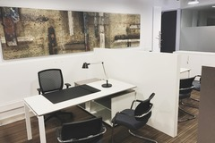 Renting with online payment: Coworking Plus 2 puestos