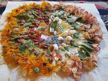 Workshop Angebot (Stundenbasis): Despacho Gebetsmandala nach Inka Tradition