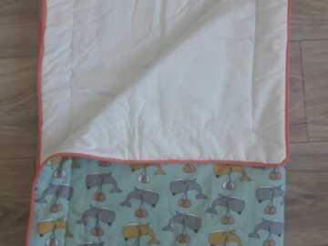 Vente au détail: Couverture bébé