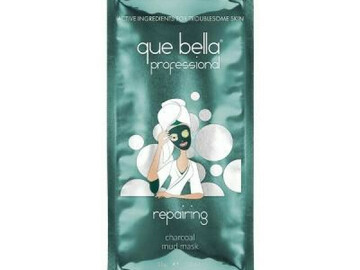 Buy Now: Que Bella Professional Charcoal Mud Face Mask – 0.5oz
