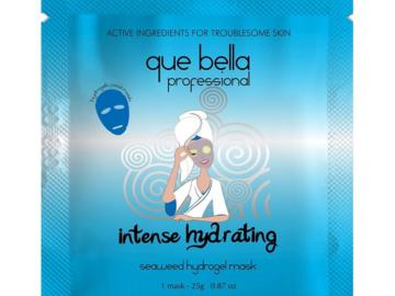 Liquidation/Wholesale Lot: Que Bella Hydrating Seaweed Hydrogel Face Mask – 0.87 Oz