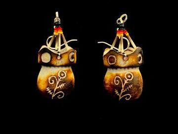 Announcement: Celestial Tree Earrings. DM For details!