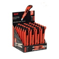 Buy Now: (24 pack) ROX Good Snap Blade Aluminum Alloy Body Utility Knife