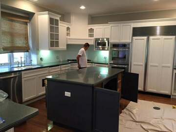 Offering without online payment: JC Painting Kitchen Cabinet Painters in Oldbury