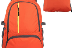Buy Now: OXA Ultralight Foldable Daypack Packable Backpack 30L,