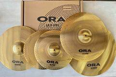 Selling with online payment: Wuhan ORA low volume practice cymbals pack 14s, 16,18,20
