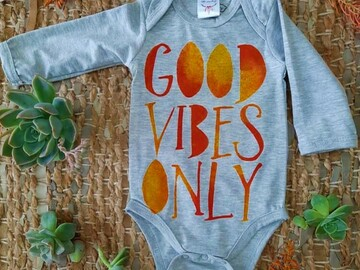 For Sale: Good Vibes Only