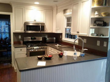 Offering without online payment: Elite Painters Kitchen Cabinet Painters in North Charleston