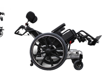 RENTAL: Tilt Wheelchair rental | Delivered in Toronto