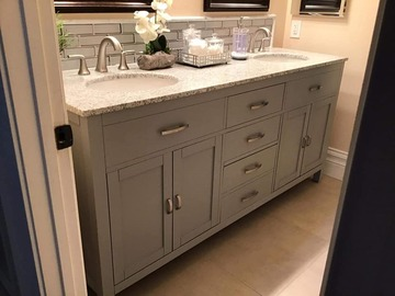 Offering without online payment: 123 Painting Kitchen Cabinet Painting Painters in Escondido