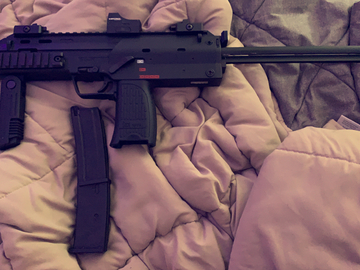 Selling: GBB MP7