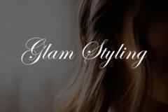 Hääpalvelut: Juhla- ja hääkampaukset Parturi-kampaamo Glam Styling