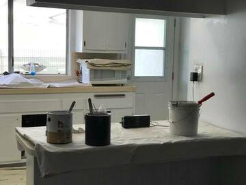 Offering without online payment: Dennis Burge Kitchen Cabinet Painters in Sunset Beach