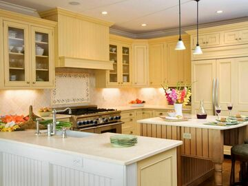 Offering without online payment: Jennifer Painting Kitchen Cabinet Painting Painters in Akron Area