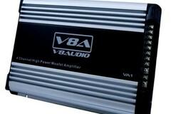 Liquidation/Wholesale Lot: Lot of 5 Car Audio 4 Channel 12 volt Amplifier