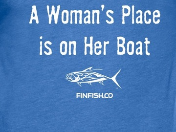 Selling with online payment: Women themed FinFish Tank