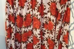 Selling: Silk Cross-stitch Rose Top