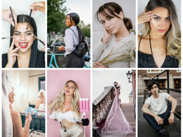 Advertentie: Lifestyle Photography with Models!