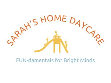 Home Daycare: Sarah's Home Daycare