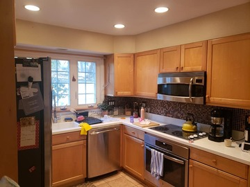 Offering without online payment: All in the Family Painting Kitchen Cabinet Painters in Brookhaven