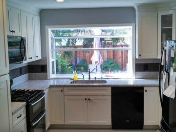 Offering without online payment: Ramon Painter Kitchen Cabinet Painters in Houston
