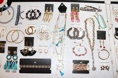 Buy Now: 61 Pc Rebecca Minkoff High End Jewelry Lot $3671 Ticket Value