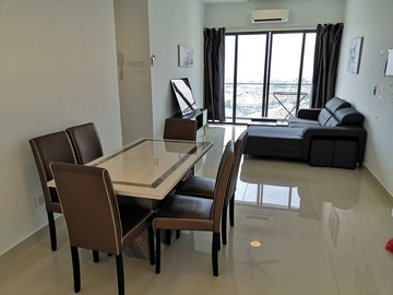 For sale: Damai Hillpark Condo Fully furnished