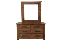 For Sale: WOODGATE Rustic Solid Wood Dressing Table