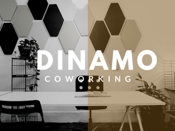 For queries only: TELETRABAJA EN DINAMOcoworking